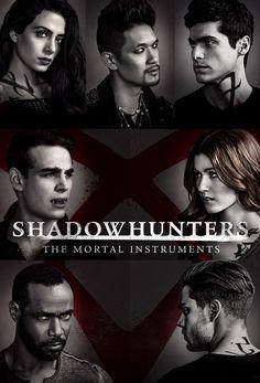 Banco de Séries - Organize as séries de TV que você assiste - Shadowhunters