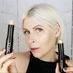 My Updated 'Everyday Look' video - featuring #iconiclondon products is now finally available on my #YouTube channel. Link is in my bio.  I'd love it if you'd go & check it out let me know what you think........ x  #beauty #highlighter #makeup #naturalbeauty #bronzed #glowing #skingoals #paleface #makeuplover #makeuplife #insta #photoshoot #lookoftheday #highlightgoals #instabeautyblogger