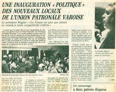 1985 24-02 inauguration upv Fréjus