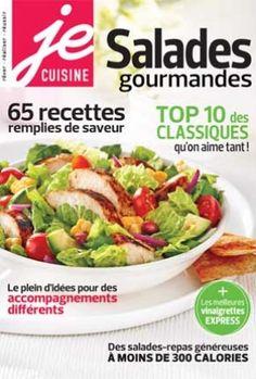 Salades gourmandes - Je cuisine - Pratico Pratique