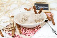 Cinnamon Ice Cream (Chocolate and Carrots) Yogurt Ice Cream, Love Ice Cream, Ice Cream Companies, Cinnamon Ice Cream, Cinnamon Almonds, Fish Fry, Milkshakes, Dessert Recipes, Desserts