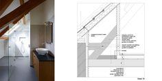 Strakke detaillering contrasterend met bestaande structuur Stairs, Cabinet, Storage, Furniture, Home Decor, Clothes Stand, Purse Storage, Stairway, Decoration Home