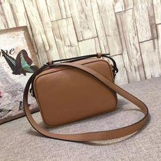 4837748448b6 Gucci Soho leather disco bag light brown 308364. Replica Gucci Bags