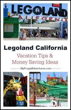 Legoland California Vacation Tips & Money Saving Ideas