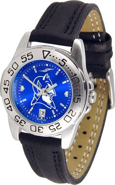 NCAA Duke Blue Devils Ladies' Sport AnoChrome Watch