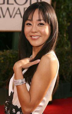 Sun from Lost. Love her hair! Jason Bourne, Matt Damon, Beautiful Asian Women, Beautiful People, Yunjin Kim, Lindsay Price, Michaela Conlin, Kelly Hu, Grace Park