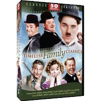 Yes/No Films: GIVEAWAY: Timeless Family Classics - 50 DVD set