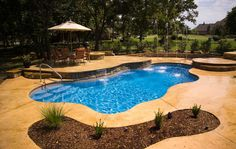 We specialize in building swimming pools. we are leading swimming pool contractors / builders in Georgia. Swimming Pool Prices, Swimming Pool Kits, Fiberglass Swimming Pools, Swimming Pools Backyard, Swimming Pool Designs, Pool Pool, Small Inground Pool, Vinyl Pool, Cancun