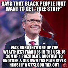 Jeb Bush at a campaign event in Mason City, Iowa, last week.