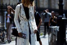 Paris Haute Couture Fall 2016 Street Style Photos   W Magazine