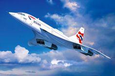 Concorde: British Airways.