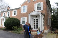 """Nottingham Road house marks 325 years -- """"Blue Hen Bed and Breakfast"""" -- Owned and operated by Christiana High School graduate       #ChristianaHS #Delaware #BedandBreakfast #B&B #BandB #CSDintheNews"""