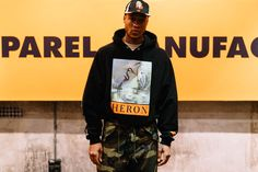 """Heron Preston's """"For You, The World"""" 2017 Fall/Winter Collection"""