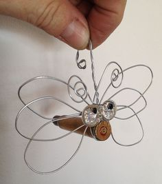Bullet casing ornament