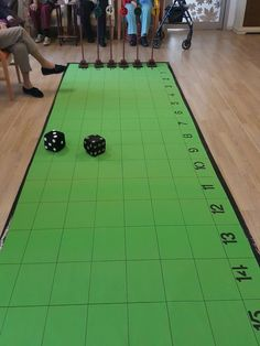 I work in aged care, and was asked to do the entertainment for a few weeks while someone went on vacation. I wanted to try something different. I had seen this… Horse Racing Party, Horse Race Game, Horse Games, Horse Party, Games For Elderly, Elderly Activities, Senior Activities, Games For Kids, Dementia Activities