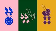 Botanical Illustration, Illustration Art, Illustrations, Brand Icon, Packaging Design Inspiration, Magazine Design, Bold Colors, Colours, Icon Design