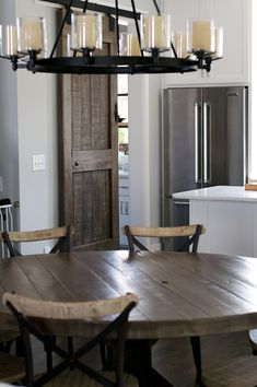Farm Dining Table Rustic Farmhouse Barn Restoration Hardware