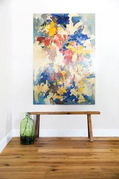 Explore Kelley Pierce's Arizona home full of beautiful artwork on domino.com.