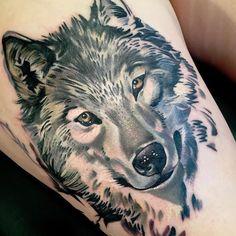 """Tatuagem feita por <a href=""""http://instagram.com/giarose"""">@giarose</a> ❤️"""