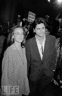 John Stamos & Marlee Matlin