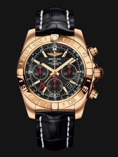 Call 813-875-3935 or 727-898-4377 to buy! Limited editions - Breitling Chronomat 44 GMT - Swiss travel chronograph