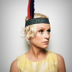 INTERVIEWER: What is the craziest thing you ever did to get a guy to notice you? AMY POEHLER: I had no idea how to get guys to notice me. I still don't. Who cares? #feminism #equality