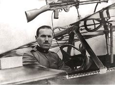Major Francesco Baracca (9 May 1888 – 19 June 1918) was Italy's top fighter ace of World War I. He was credited with 34 aerial victories.