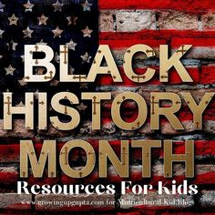 """Growing Up Gupta  Nikita on Instagram: """"I wrote this article filled with Black History Resources For Kids. Please let me know what you think? Are there any other resources you…"""" History Activities, Educational Activities, Learning Activities, Learning Games For Kids, Learning Through Play, Black History Books, Black History Month, Alternative Education, Global Awareness"""