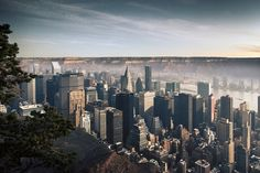 Surreal Images of New York City Placed in the Grand Canyon - My Modern Metropolis