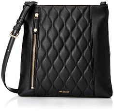 Vera Bradley Quilted Molly Cross Body Black One Size -- Read more reviews of the product by visiting the link on the image. (This is an Amazon affiliate link)