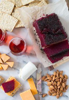 Beet paste / Dulce de membrillo