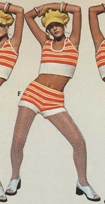 "1971, from ""Hot Pants to Knit & Crochet"""