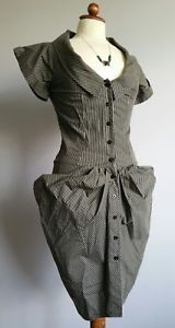 AllSaints dress size 6 Spitalfields #striped All Saints, Ebay Clothing, Unique, Steampunk, Gothic, Clothes, Women, Fashion, Moda