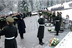 Jan 13 2013 Defenders of Freedom Day in Lithuania