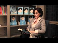 R.J. Palacio reads a chapter from Wonder