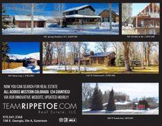 You can search for real estate Coupon | Team Rippetoe Realty - Gunnison, CO #colorado #GunnisonCO #shoplocal #localCO