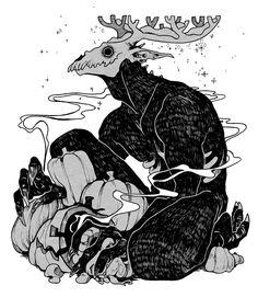 Dark Art Illustrations, Dark Art Drawings, Cool Drawings, Illustration Art, Dessin Old School, Arte Dark Souls, Arte Obscura, Arte Sketchbook, Creature Concept Art