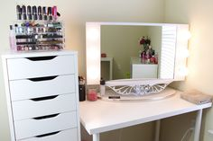 Update Makeup Collection & Storage - Casey Holmes