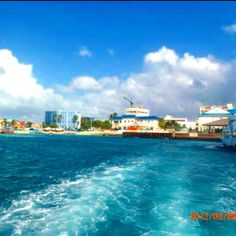Cayman Islands - was a great stop on the cruise.