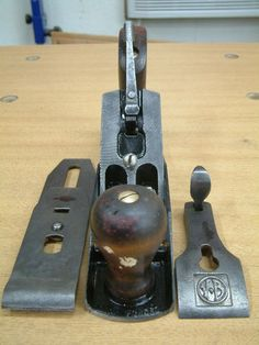 Vaughan & Bushnell #703 Smoothing Plane