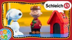 A Charlie Brown Christmas Playset: Snoopy Charlie Brown Peanuts Toys ToyRap