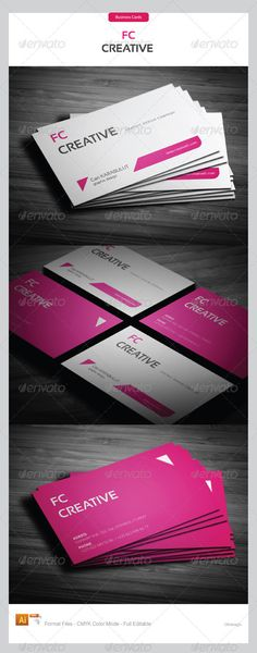 corporate business cards 251