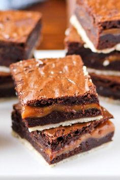 Recipe Twix Brownies Make sure to follow cause we post alot of food recipes and DIY  we post Food and drinks  gifts animals and pets and sometimes art and of course Diy and crafts films  music  garden  hair and beauty and make up  health and fitness and yes we do post women's fashion sometimes  and even wedding ideas  travel and sport  science and nature  products and photography  outdoors and indoors  men's fashion too  postersand illustration  funny and humor and even home doctors  history…