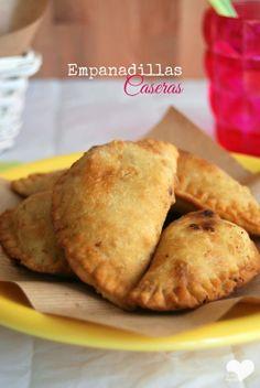 Guta Mamá!: Cómo preparar empanadillas caseras