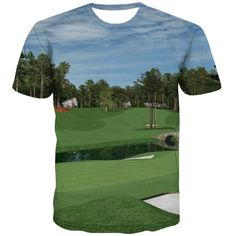 Golf T Shirts, 3d T Shirts, T Shirt Printer, Exterior Colors, Fashion Prints, Sweatshirts, Casual, Fabric, Pattern