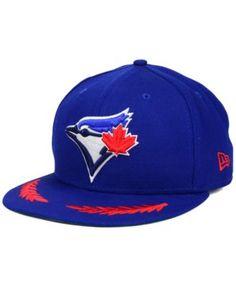 2f59d2a7643 New Era Toronto Blue Jays Scramble Collection 59FIFTY Cap Men - Sports Fan  Shop By Lids - Macy s