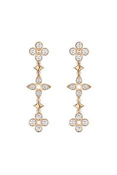 "Boucles d'oreilles ""Monogram"" de Louis Vuitton"