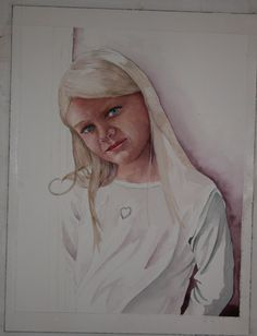 Portraits with Purple Underpainting — March 2005 Tutorial - WetCanvas