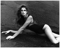 Cindy by Herb Ritts, 1988