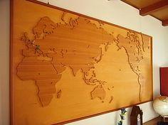 世界地図 : Fika Fika ! ~デニッシュのコーヒーブレイク~